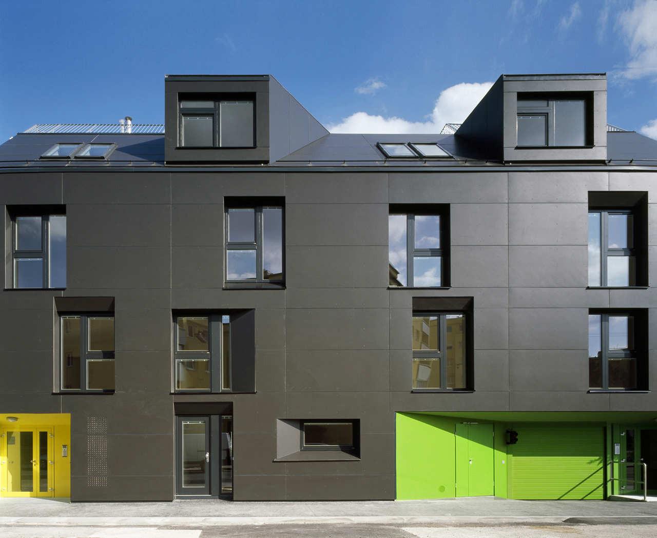 Welingergasse / Mladen Jadric Architects, © Pez Hejduk Architekturfotografie