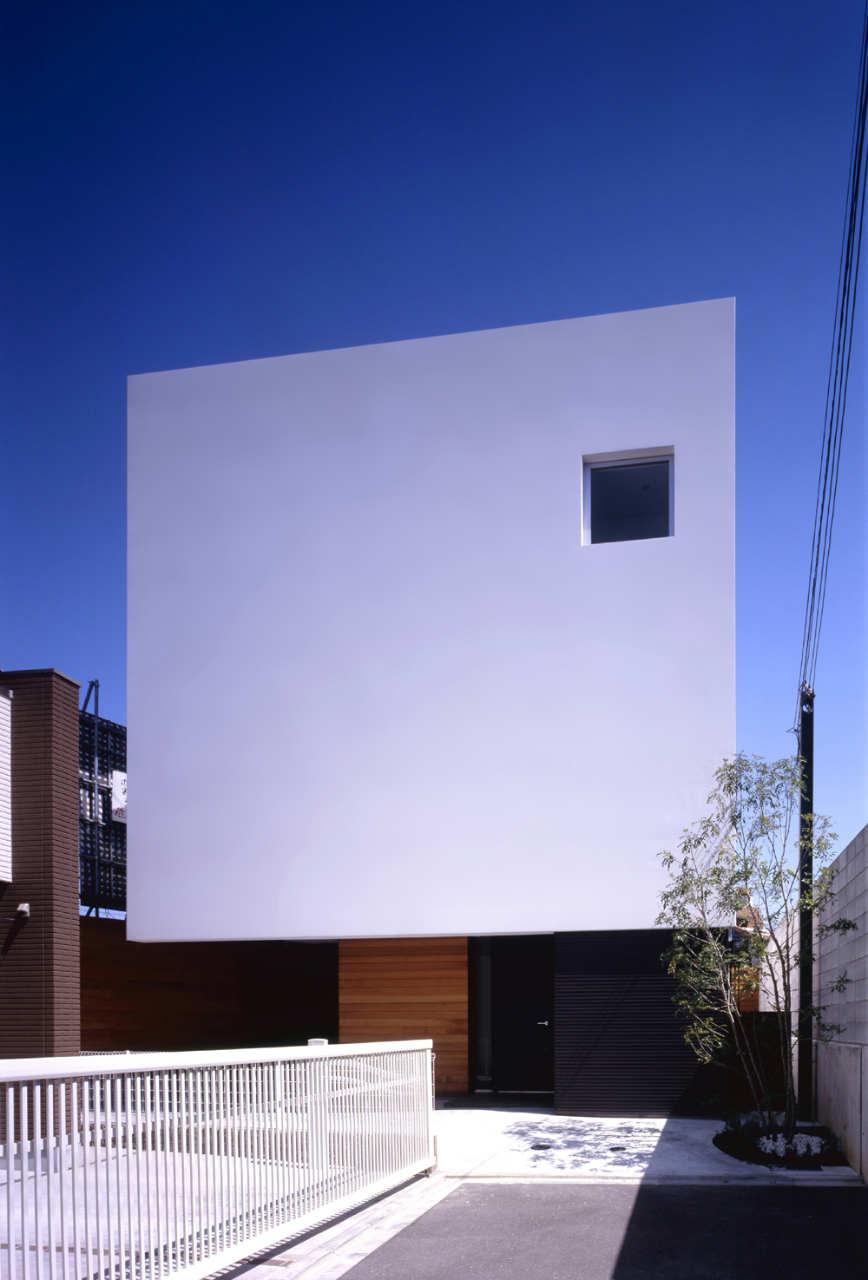 House in Kitabatake / NRM, © Eiji Tomita