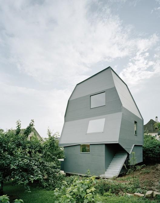 JustK House / Martenson and Nagel Theissen Architecture, © Brigida González
