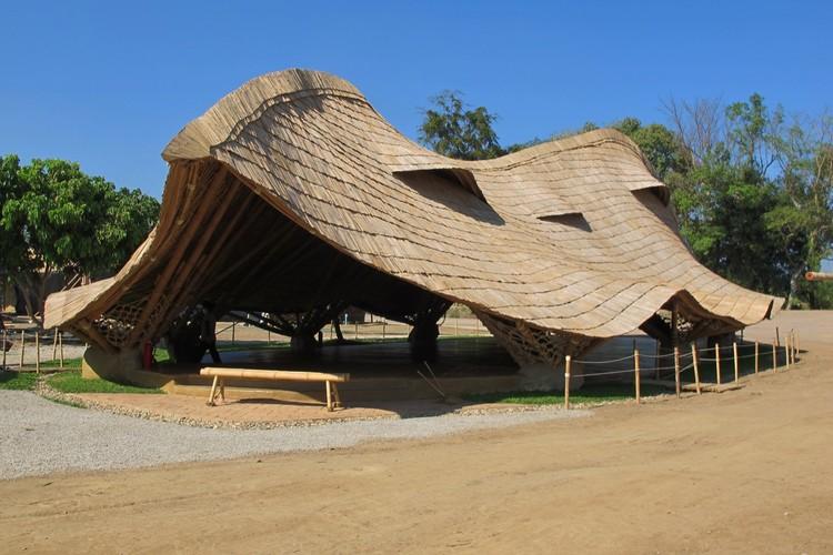 Panyaden School / 24H > architecture, © Ally Taylor
