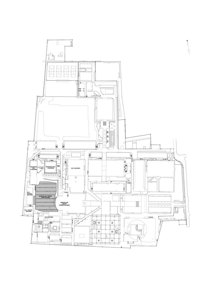 Musashino Art University Museum Library Drawing