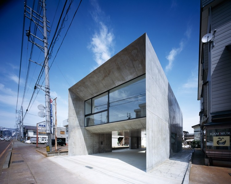 Cadre House / APOLLO Architects & Associates, © Masao Nishikawa