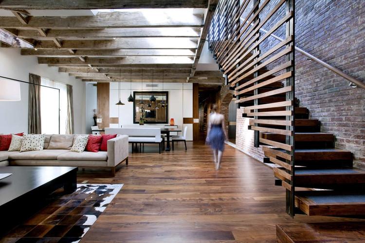 TriBeCa Loft Residence / A+I Design Corp, © Magda Biernat