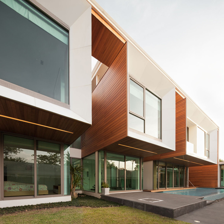 L71 House / OFFICE AT Co., © Wison Tungthunya