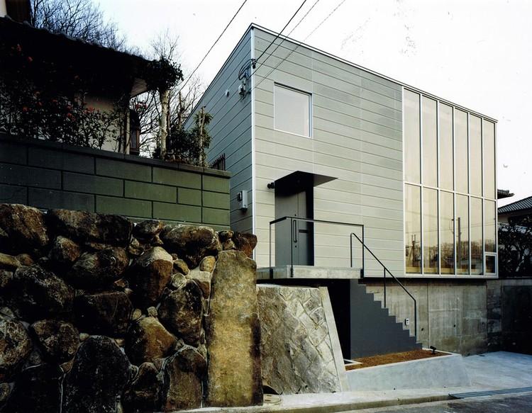 Wood Block House / Tadashi Yoshimura Architects, © Hitoshi Kawamoto