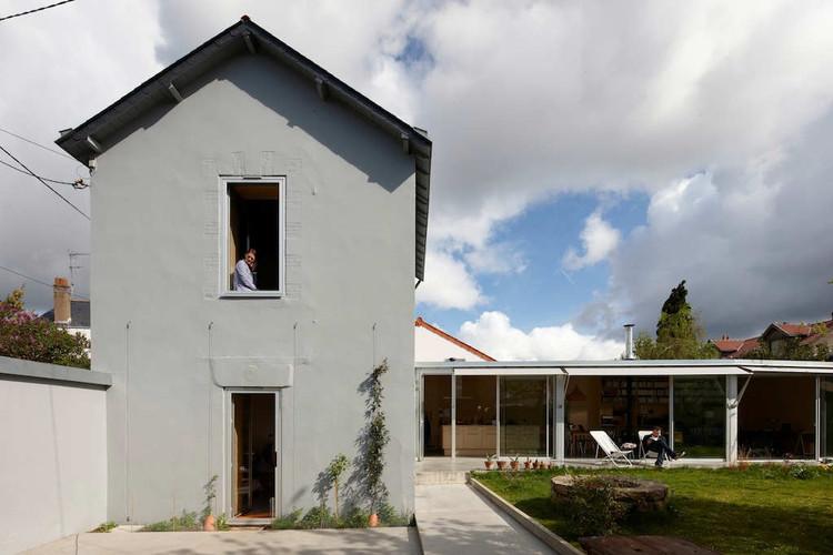 Mai House / Bourbouze & Graindorge, © Stéphane Chalmeau