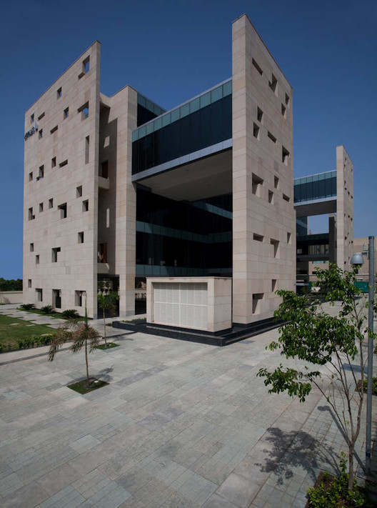 Office Hub in Gurgaon / Morphogenesis, © Andre J Fanthome