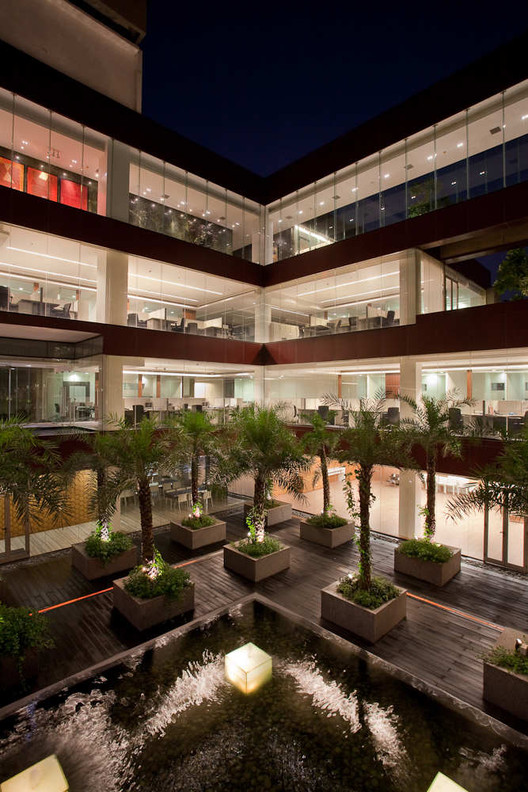 Corporate Office For India Glycols Morphogenesis Archdaily