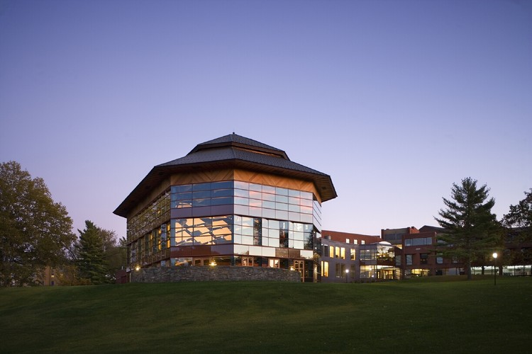 Esther Eastman Music Center, Hotchkiss School / Centerbrook Architects & Planners