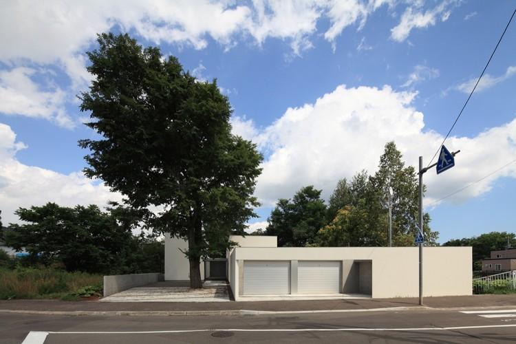 Nakanosawa House / Code Architectural Design