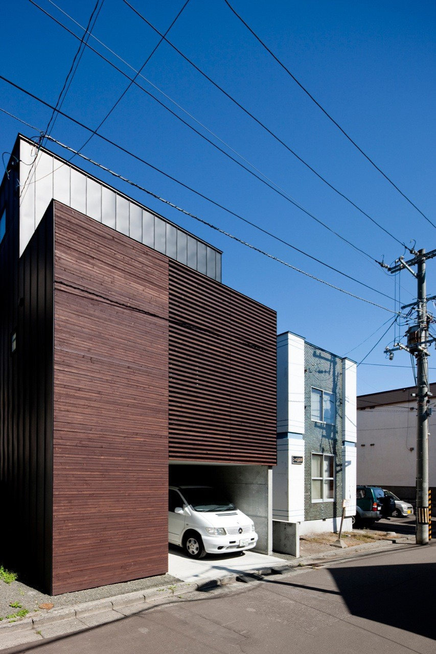 Louver House Code Architectural Design Archdaily