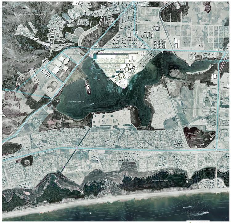Rio 2016 Olympic Park Master Plan / Una Arquitetos + LCLAOFFICE + Grupo SP + Republica Arquitetura