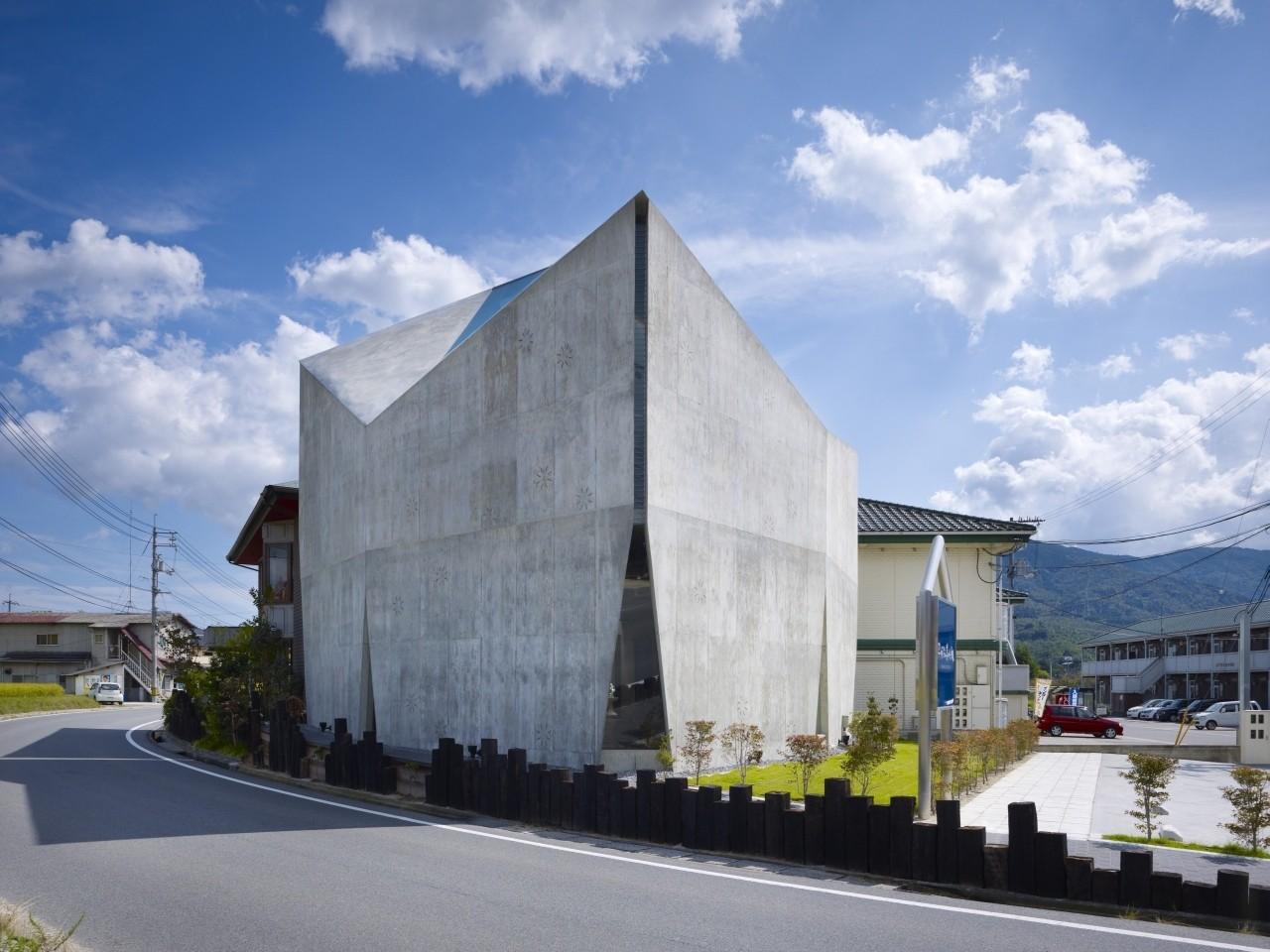 Mecenat Art Museum / naf architect & design, © Noriyuki Yano