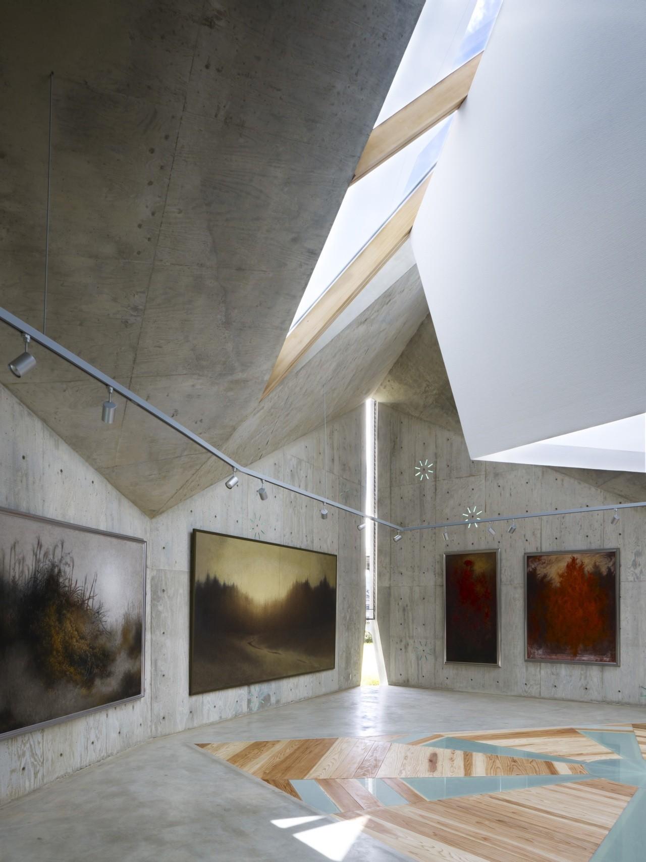 Gallery Of Mecenat Art Museum Naf Architect Amp Design 4