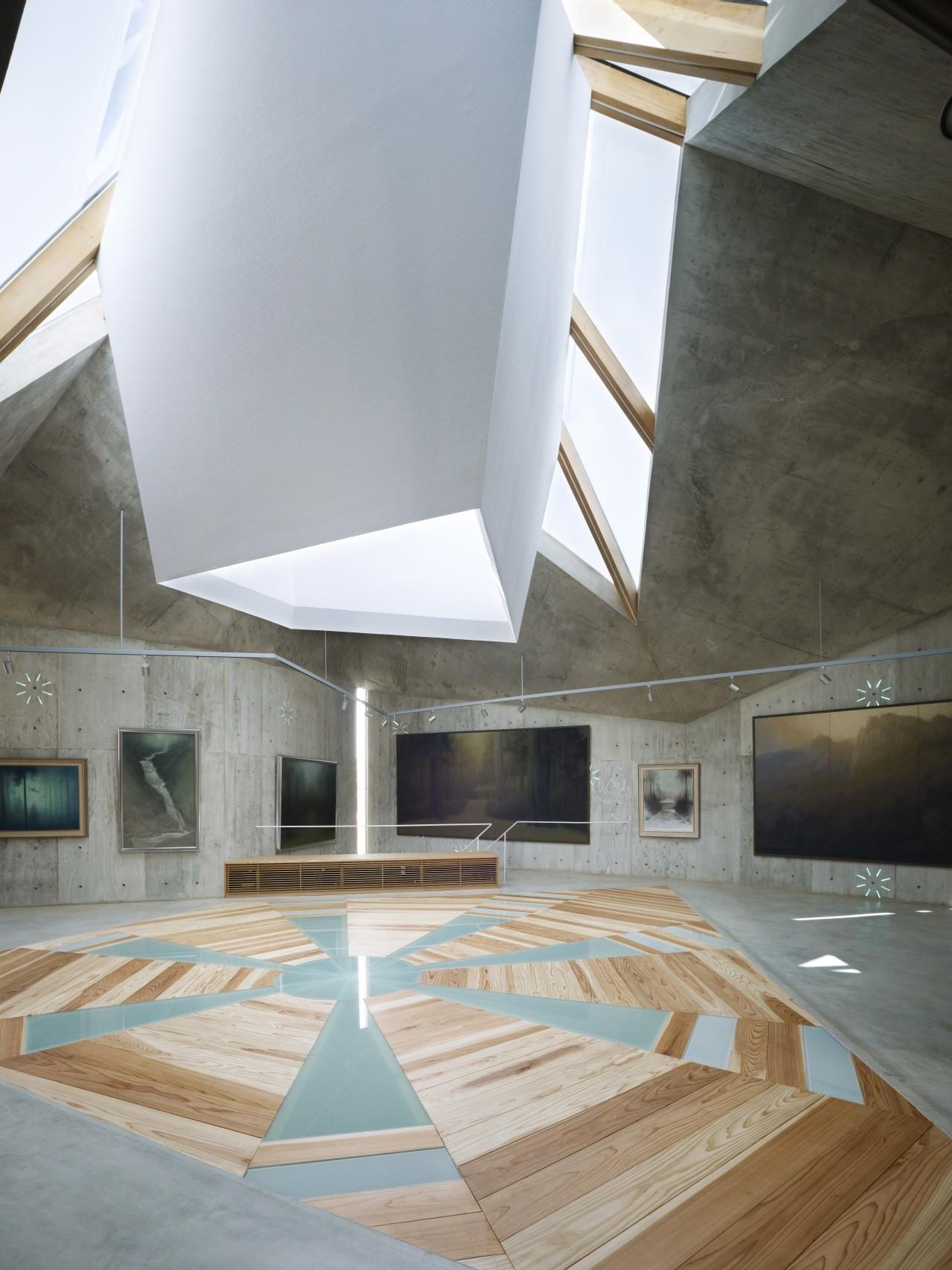 Gallery Of Mecenat Art Museum Naf Architect Amp Design 9