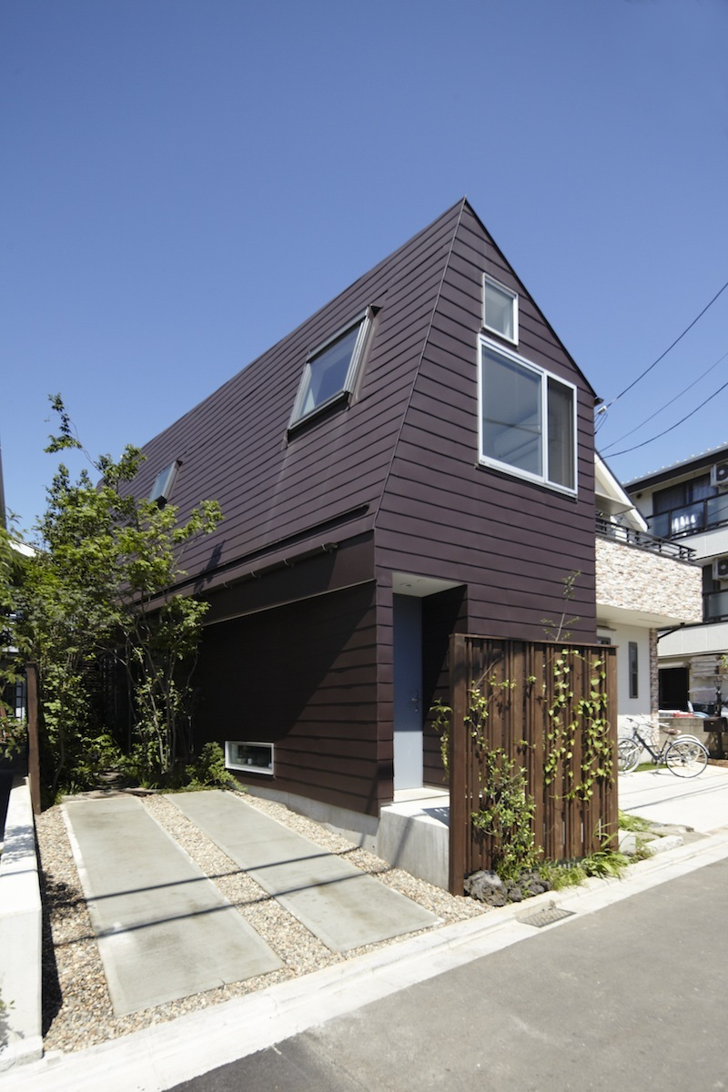 House of Setagaya / SKAL + OUVI, © Syuya Amemiya