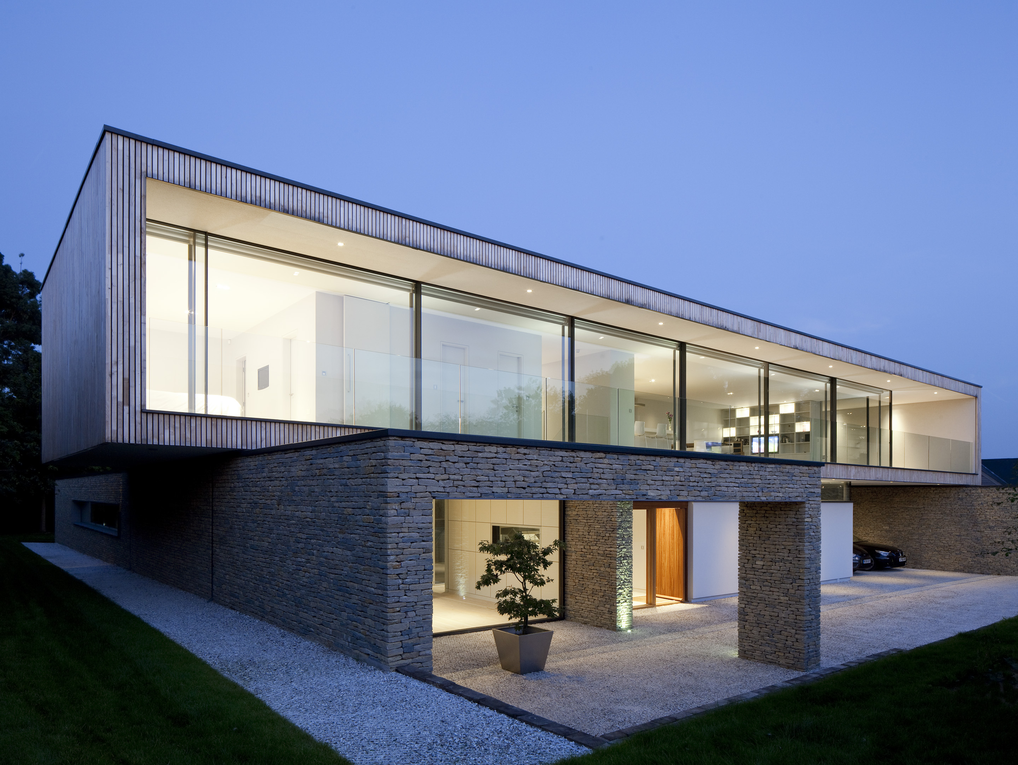 Best Modern Architects ström architects | office | archdaily