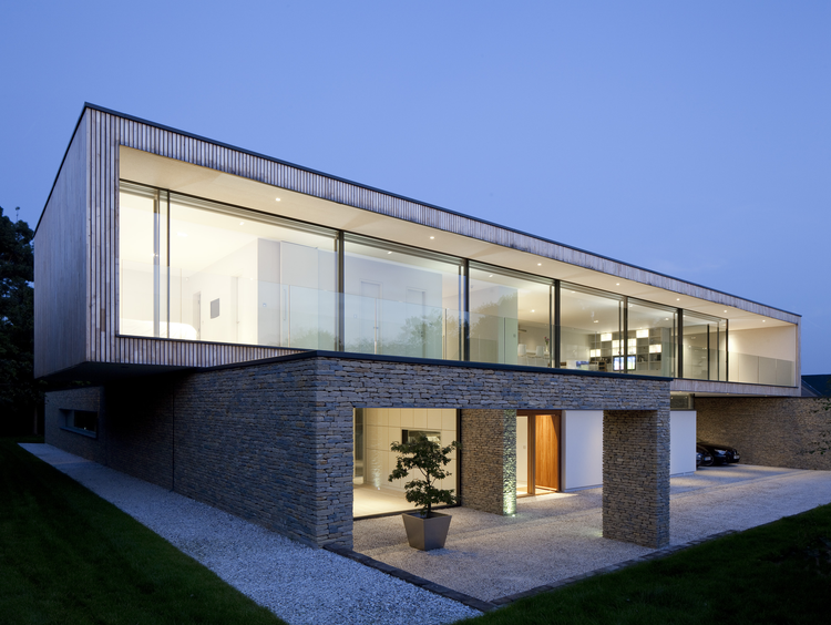 Hurst House / John Pardey Architects + Ström Architects, © Andy Stagg
