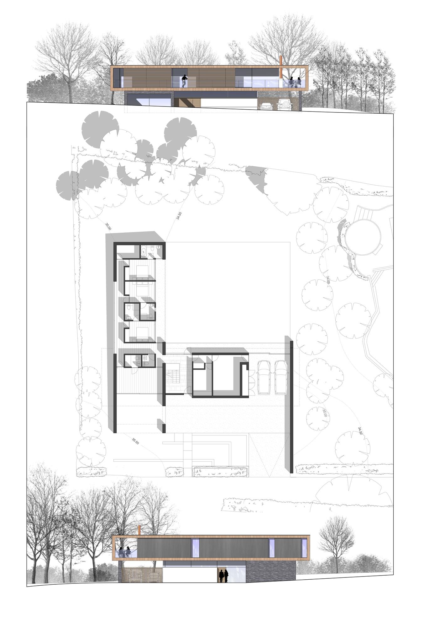 Gallery of Hurst House / John Pardey Architects + Ström