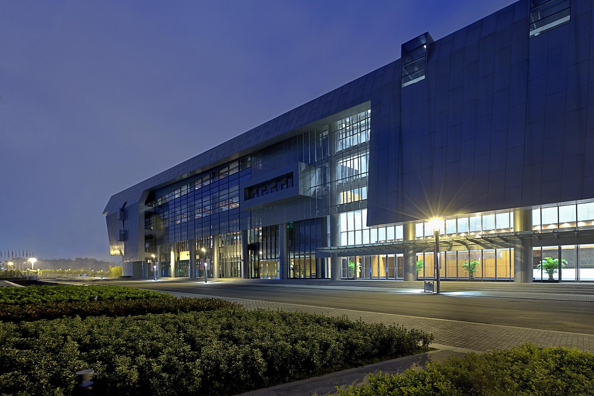 Nanjing Conference Center / tvsdesign, Courtesy of tvsdesign