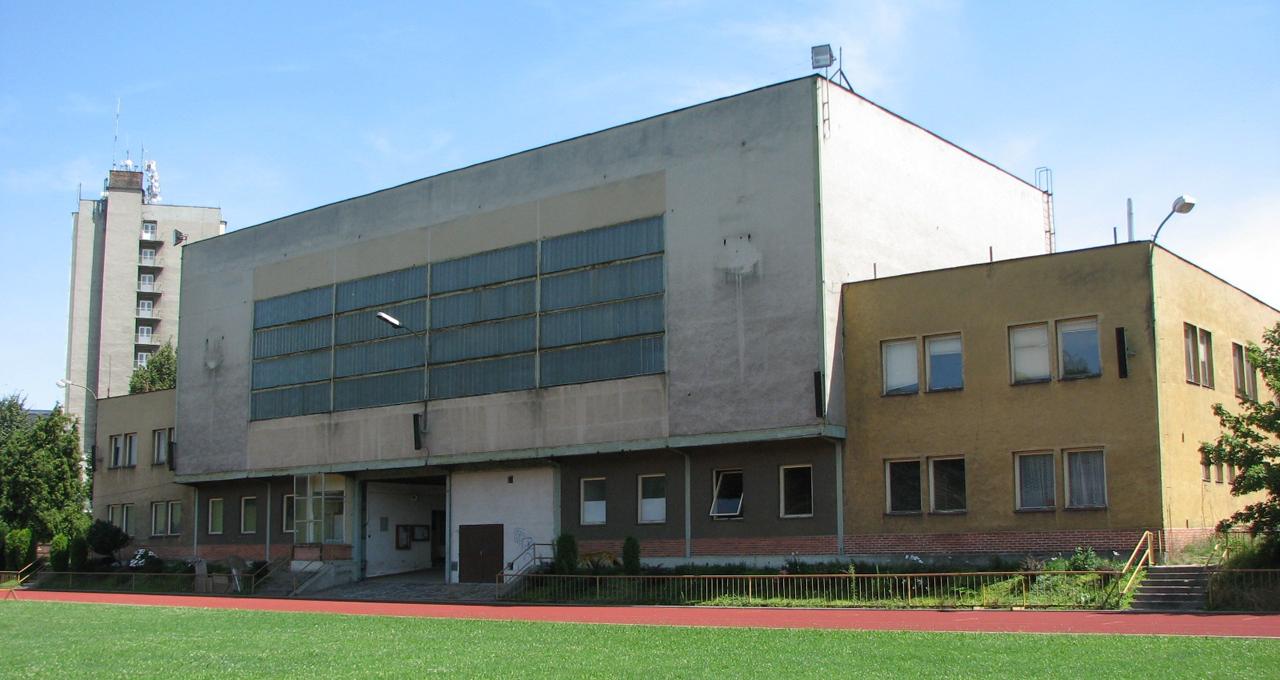 Tyršův stadion / QARTA architektura