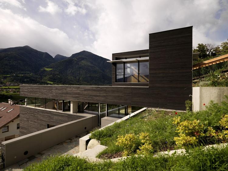 House D / Pauhof Architekten, © Mateo Piazza