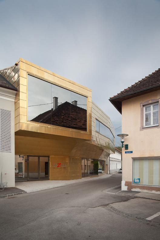 Community Centre Wallern / Schneider & Lengauer, © Anne Isopp