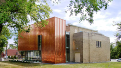 Movement Disorder Clinic / Cohlmeyer Architecture Limited
