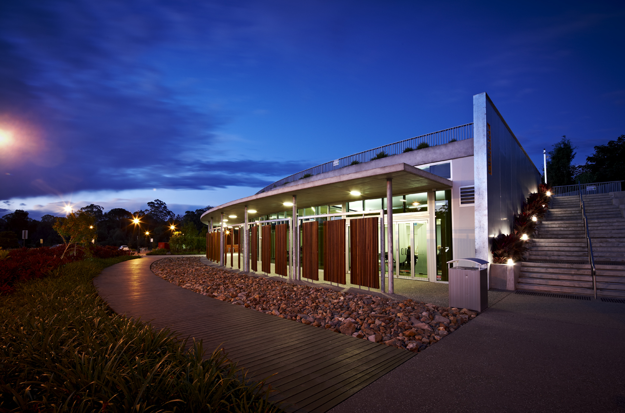 Cooroy Library / Brewster Hjorth Architects, © Mushenko & Jackson