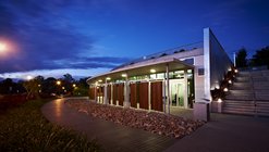 Cooroy Library / Brewster Hjorth Architects
