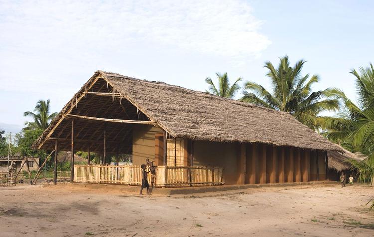Escuela en Cabo Delgado / Ziegert Roswag Seiler Architekten, © © Paula Holtz, Ziegert | Roswag | Seiler