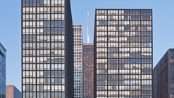 Mies van der Rohe's Lake Shore Drive Restoration / Krueck + Sexton Architects