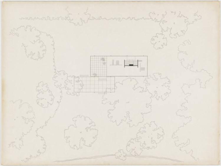 AD Classics The Farnsworth House Mies van der Rohe