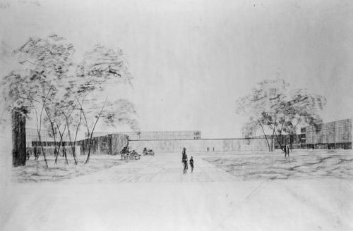 Gallery Of Ad Classics Iit Master Plan And Buildings Mies Van Der Rohe 2