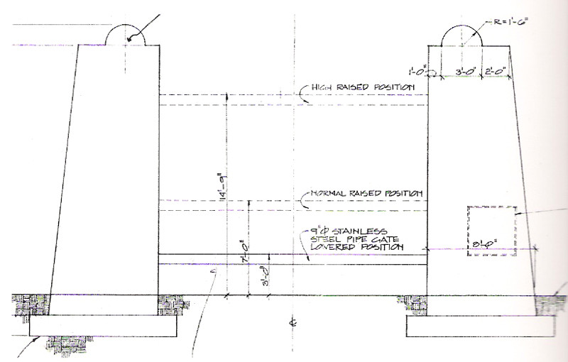 Gallery of AD Classics The Glass House Philip Johnson 15 – Philip Johnson Glass House Floor Plan