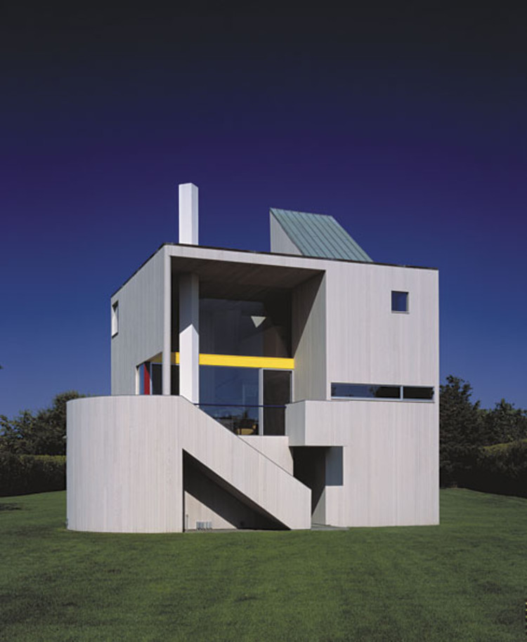 Ad Classics Gwathmey Residence And Studio Charles