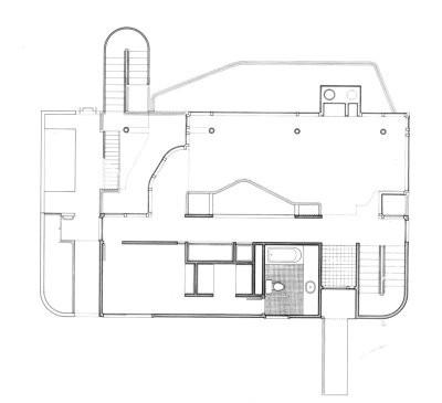 Gallery of ad classics douglas house richard meier for Prototype house plan