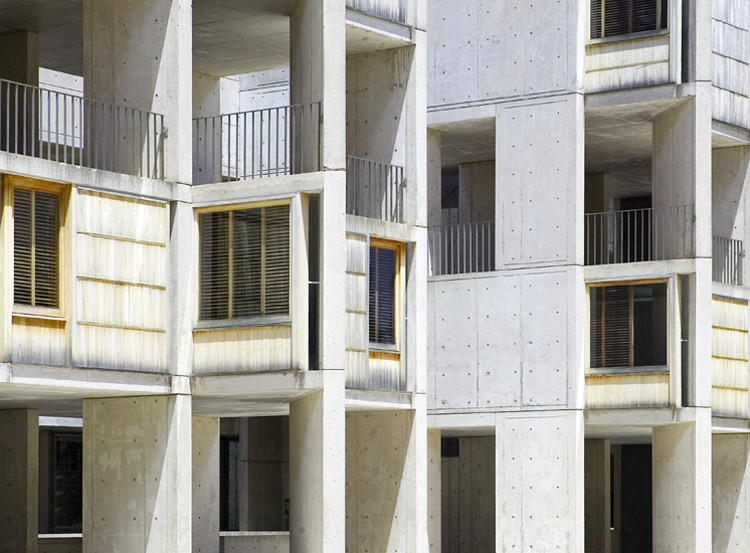 an analysis of the louis isadore kahn and the salk institute Architecture louis i kahn's salk institute remains a modernist beacon a monumental presence for nearly 50 years, the california research facility designed by architect louis i kahn is where concrete meets calm.