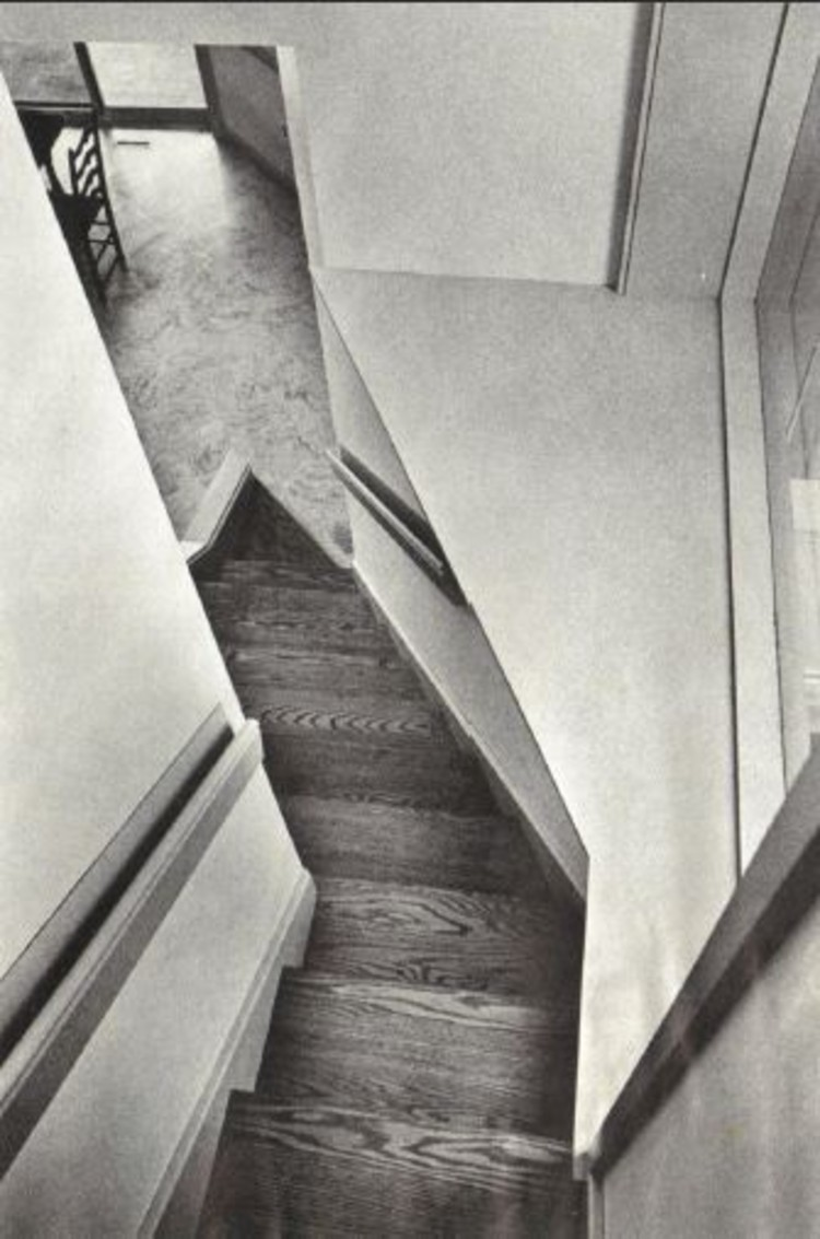 AD Clics: Vanna Venturi House / Robert Venturi | ArchDaily on