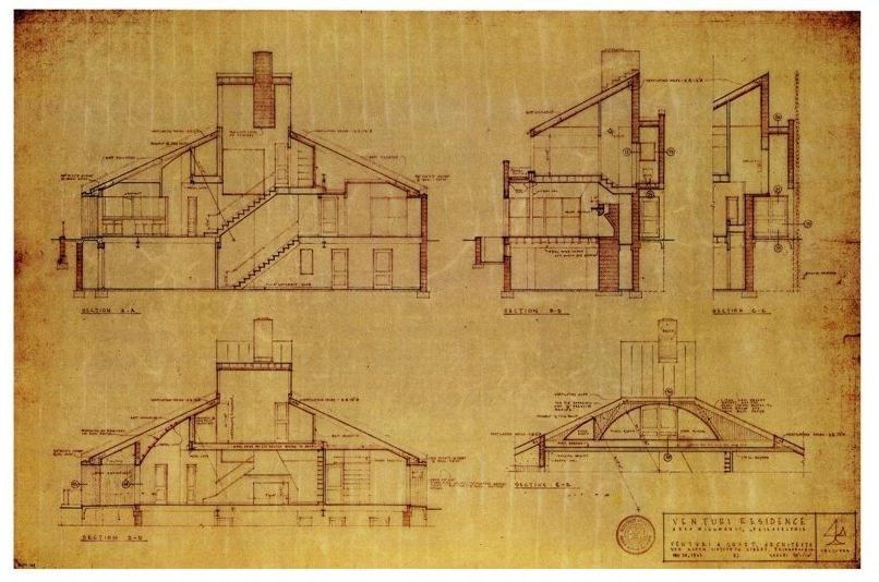 AD Classics: Vanna Venturi House,Courtesy Of Storiesofhouses.com