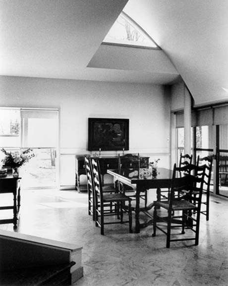AD Classics: Vanna Venturi House,© Venturi, Scott Brown U0026 Associates