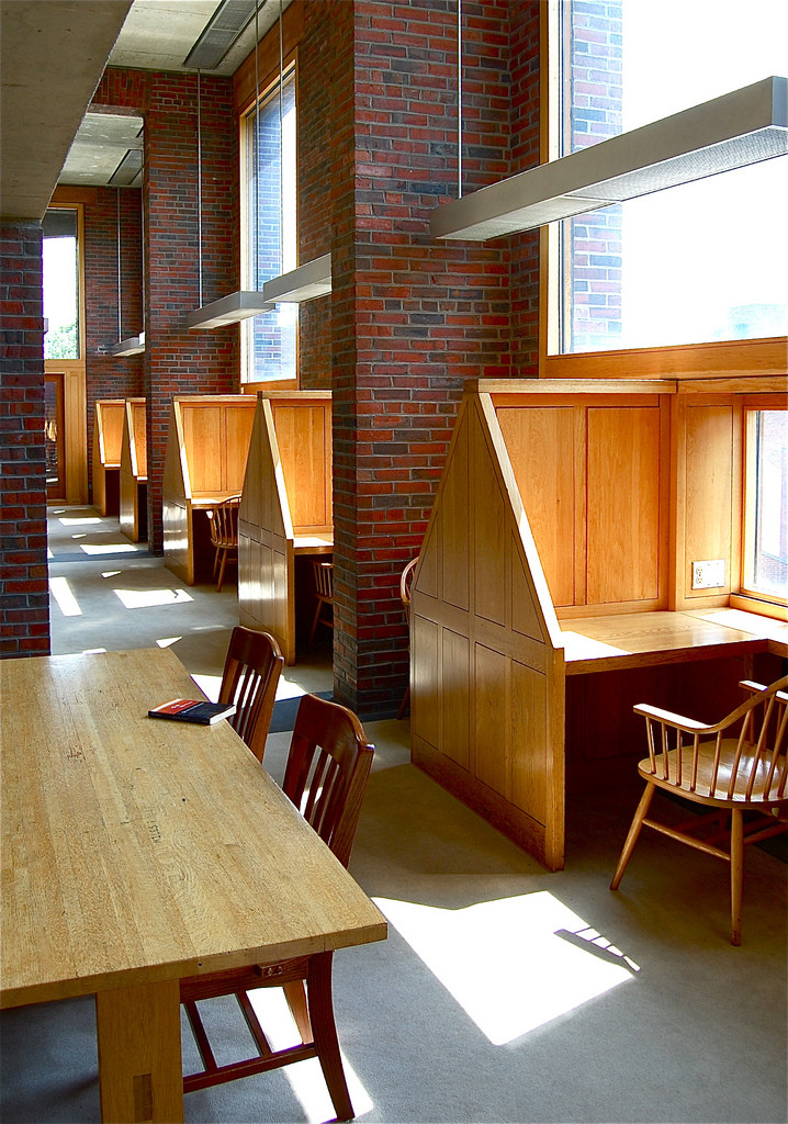 Gallery Of Ad Classics Exeter Library Class Of 1945 Library Louis Kahn 11