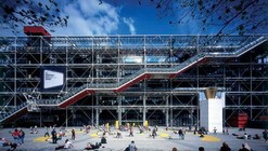 AD Classics: AD Classics: Centre Georges Pompidou / Renzo Piano Building Workshop  + Richard Rogers