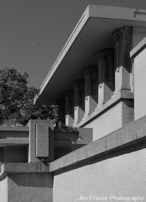 AD Classics: Unity Temple / Frank Lloyd Wright, © Flickr - User: Jim Frazier