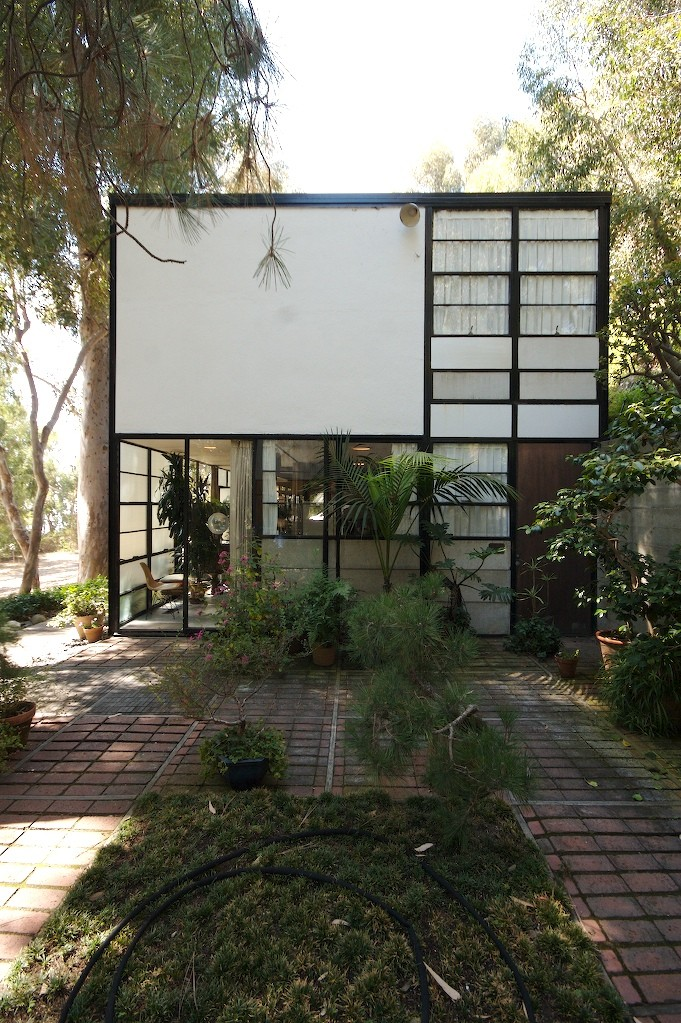 Gallery Of Ad Classics Eames House Charles And Ray
