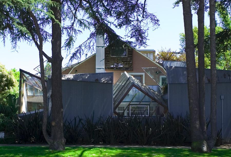 Gehry Residence,© Liao Yusheng