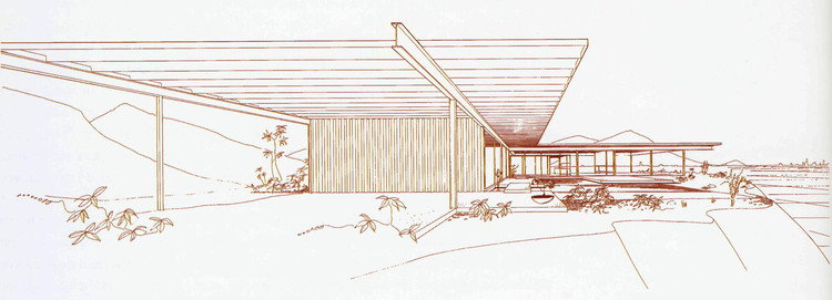 Ad Classics Stahl House Pierre Koenig Archdaily - Stahl-house-a-modern-residence-in-los-angeles