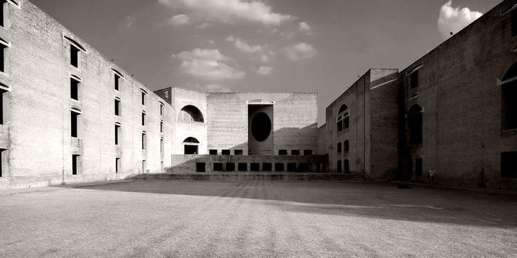 AD Classics: Indian Institute of Management / Louis Kahn, © Dave Morris
