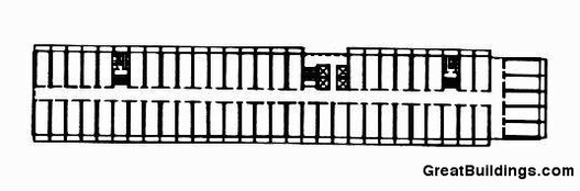 Ad classics unite d 39 habitation le corbusier archdaily for Plan habitation