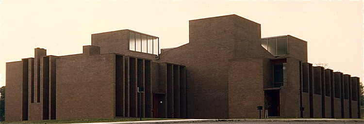 AD Classics: First Unitarian Church of Rochester / Louis Kahn
